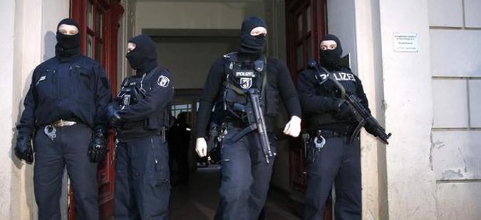 Во Германија уапсена десничарска терористичка група