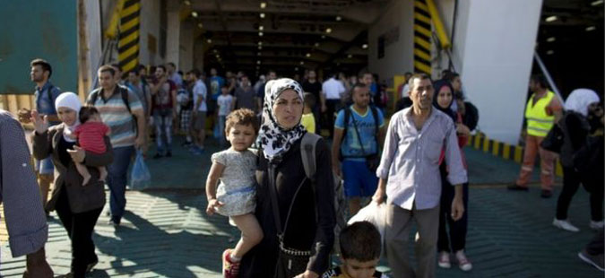 ИОМ: Повторно се зголемува миграцискиот прилив од Турција кон Грција
