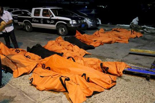 Речиси еден милион мигранти се подготвени да ја напуштата Либија и да се упатат кон Европа
