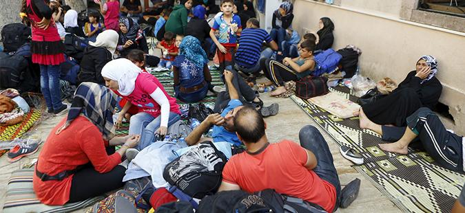 Речиси 90 проценти од Сиријците во Турција живеат надвор од бегалските кампови
