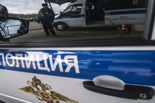 Руската полиција ликвидира двајца вооружени напаѓачи