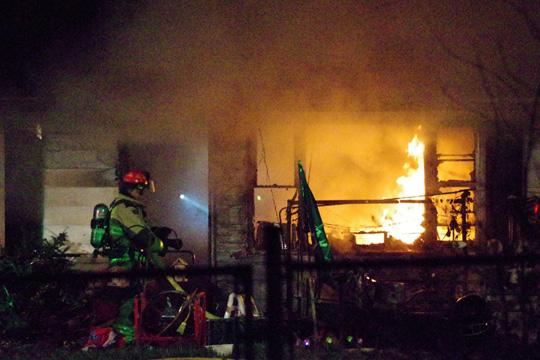 Осум лица, меѓу кои и три деца, загинаа во пожар во Русија