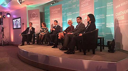 Попоски на дебата во Лондон за мигранстката криза