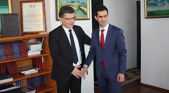 Башким Амети ја презеде функцијата министер за животна средина и просторно планирање