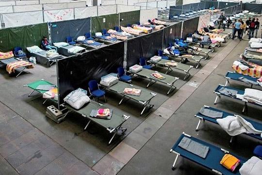 Барањата за азил во Германија во март намалени за две третини
