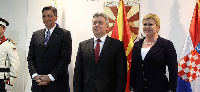 Китаровиќ и Пахор ќе ја поетат македонско – грчката граница