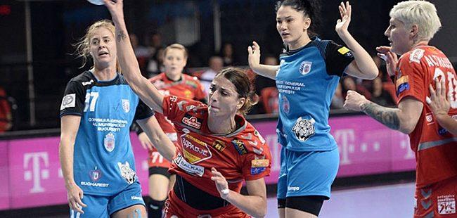 ЖРК Вардар против Букурешт во полуфиналето на Лигата на шампиони