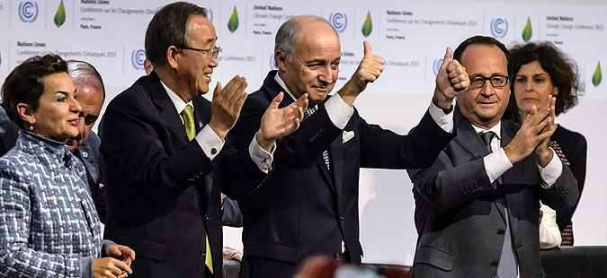Рекордни 175 земји го потпишаа Парискиот договор за климата