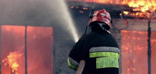 Изгореа две куќи во беровското Ромско маало