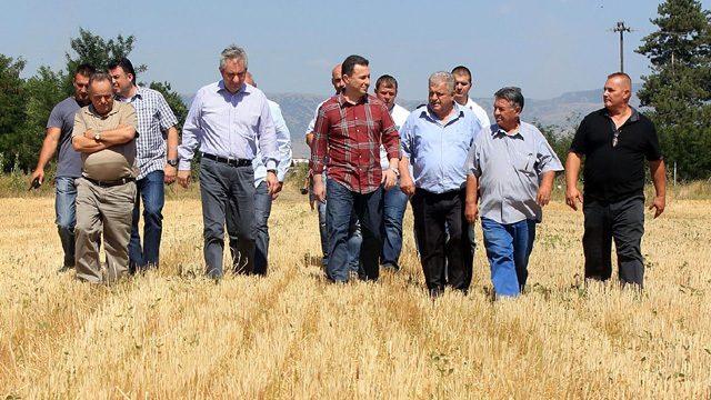 Нов проект: Земјоделски советници за помош и поддршка на земјоделците