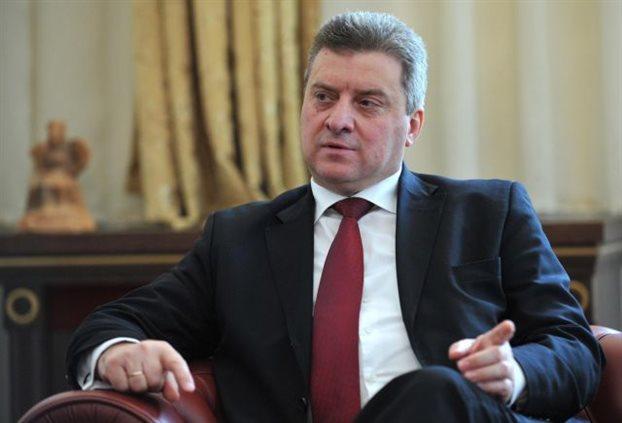 Законот за двојазичност сега е во рацете на Иванов