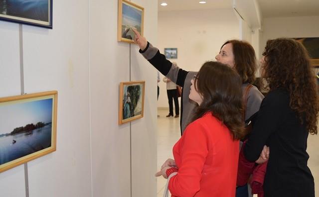 """Изложба на фотографии на Каролина Мицевска, во Дом на култура """"Илинден"""""""