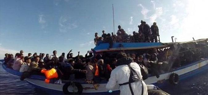 Околу шест илјади мигранти пристигнале во Италија од вторникот досега