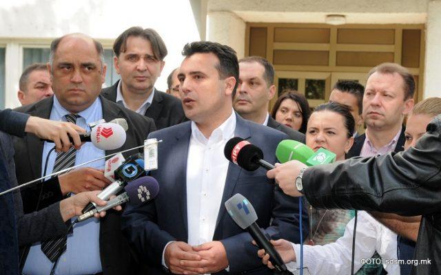 Заев: Излезот се регуларни избори