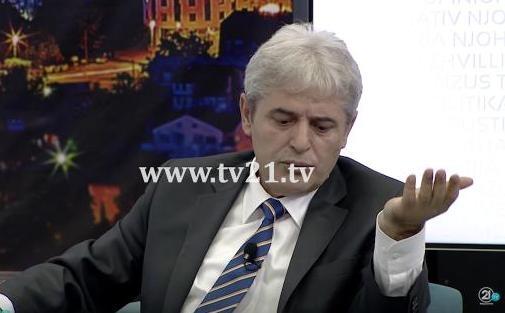 Ахмети: Треба да се потврди договорот од Пржино, не би сакал од Виена да се вратиме без договор