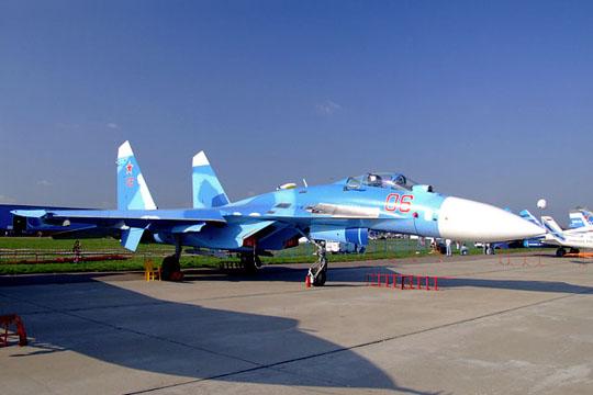Пентагон: Руски Су-27 пресретнал американски воен авион