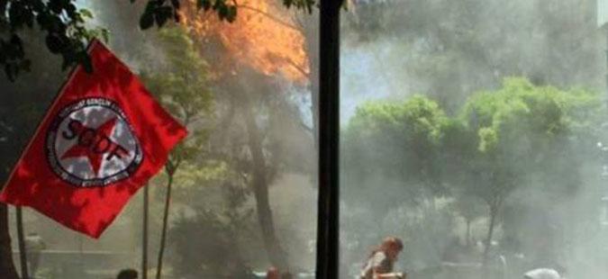 Тројца турски војници загинаа во експлозија на бомба