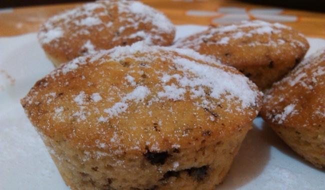 Вкусен десерт: Чоко-оранж мафини