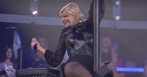 Мадона триумфираше во ТЛЗП