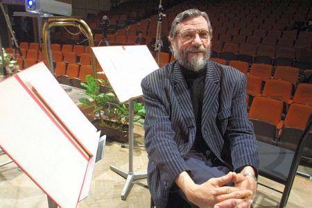 Концерт на Филхармонија за 80. роденден на Александар Џамбазов