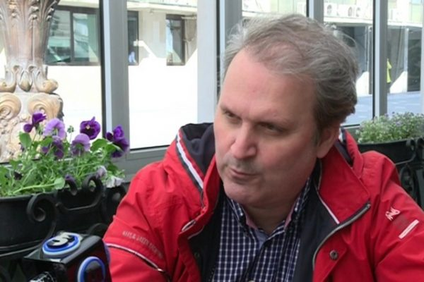 Ефтов: Наместо СДСМ на преговарачка маса да седне Сорос