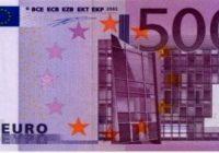Се укинува банкнотата од 500 евра