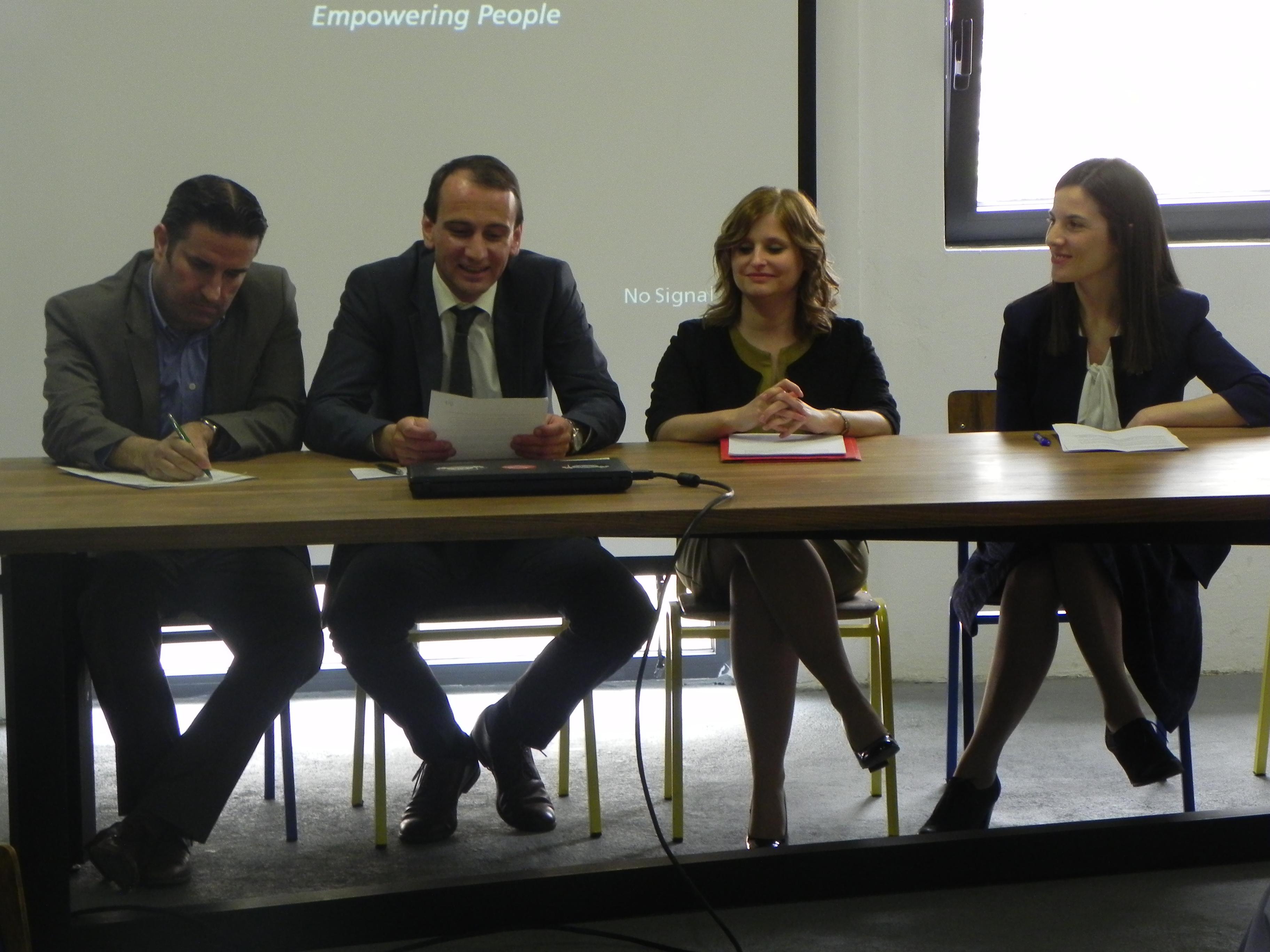 Регионални иновациски стратегии - Промоција на проектот