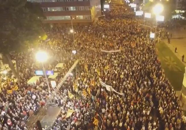 Димитров: Македонскиот народ е со кротка душа додека некој не ни стапне на достоинството