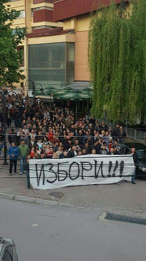 ГДОМ од Кичево порачува: Избори на 5 јуни (ФОТО)