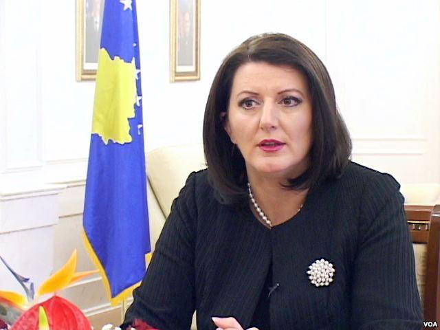 Косовската претседателка Јахјага ќе формира нова партија