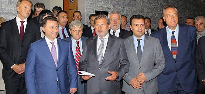 Се откажува лидерската средба во Виена: Главна причина, Заев бара прекршување на уставот и одложување на изборите