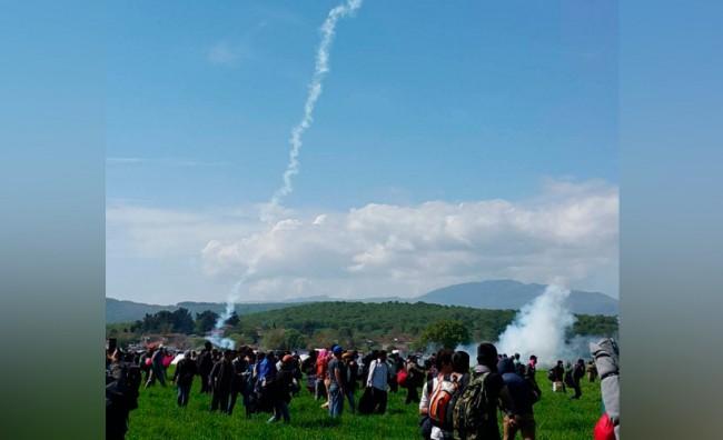 МНР: Мигрантите биле заведени од заведени од активисти на невладини организации