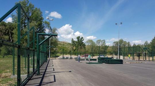 Повеќенаменско игралиште во кратовско Кетеново