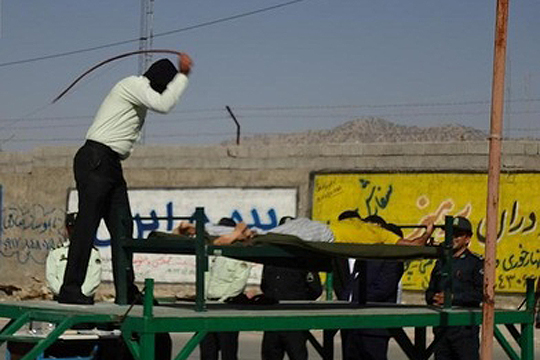 Иранец осуден на 74 удари со камшик поради убиство на куче