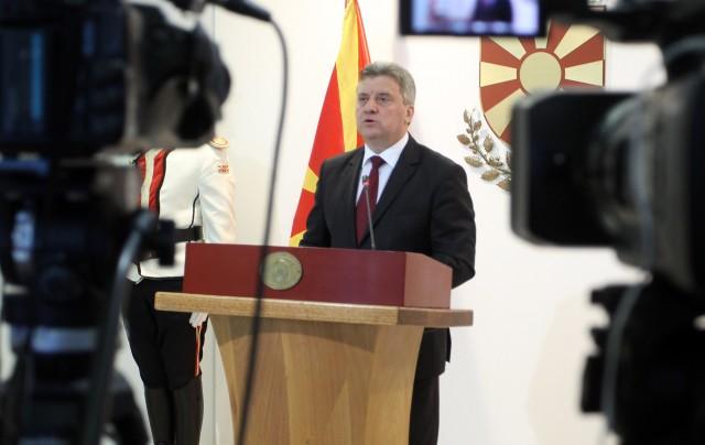 Историска одлука на претседателот Иванов