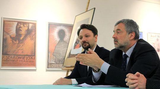 Изложба на Полската школа на плакат во Скопје