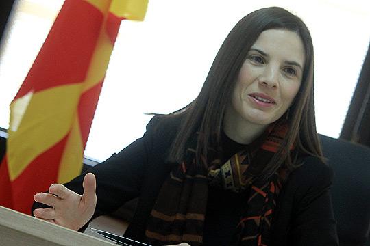 Јасмина Поповска Директорка на Фондот за инвестиции и технолошки развој, ФОТО: МИА
