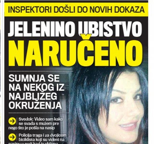 Убиството на пејачката Јелена било нарачано?