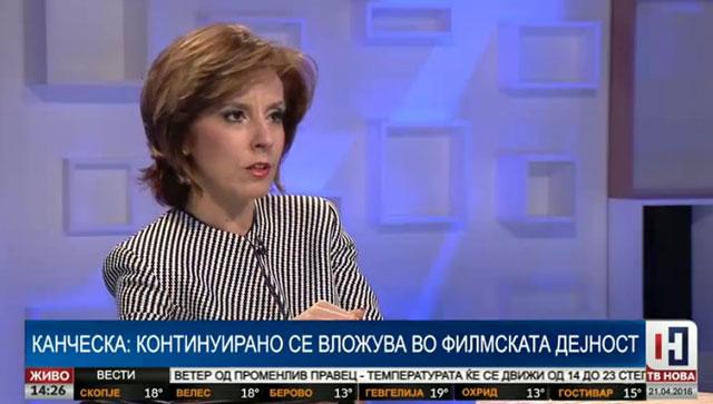 Канческа-Милевска: Избори мора да има, секое одлагање ќе носи поголема штета за државата