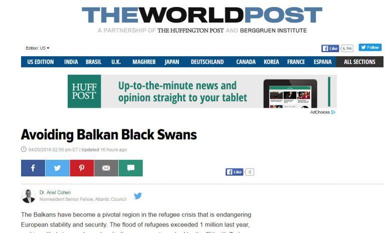 """""""ЕУ да не дозволи да се создаде Балканска црна дупка"""""""