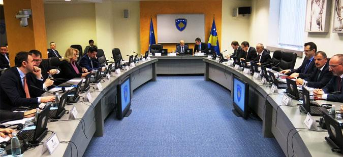 Косовската Влада усвои мерки против финансирањето на тероризмот