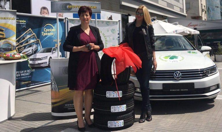 Пред Велигден, Убавка од Кочани доби автомобил од Државна лотарија