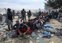 Бегалски Камп во Идомени