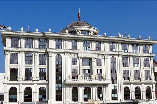 МНР упати нота до Грчката канцеларија за врски во Скопје