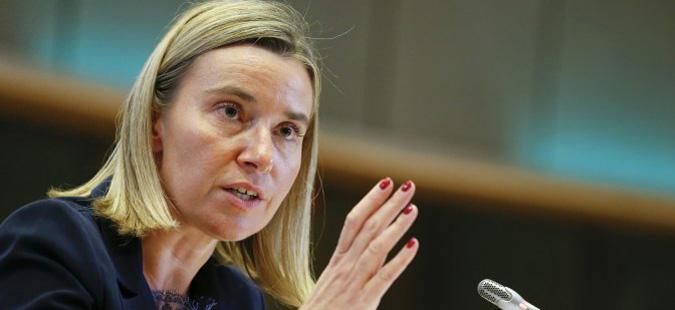 Могерини: Спроведување на Договорот од Пржино и кредибилни избори се од суштинско значење