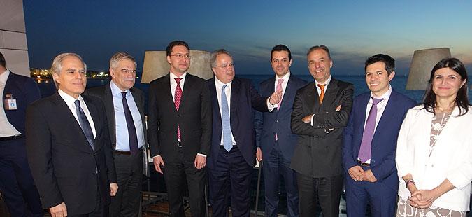 Втор ден од министерскиот состанок во Солун