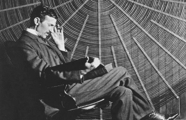Генијалец: Вака Никола Тесла го проценувал човекот