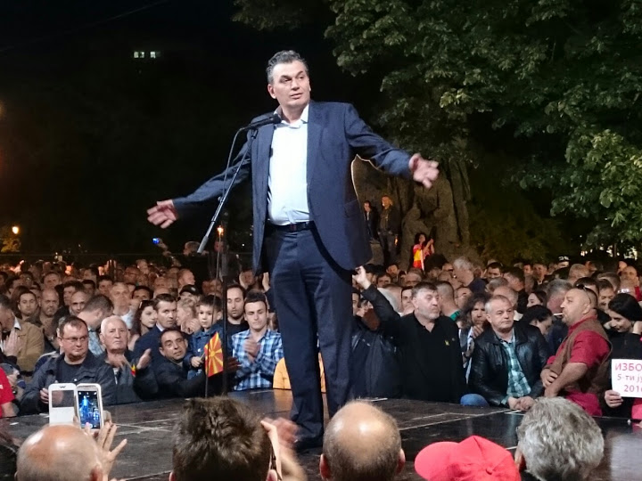 Андонов: Да излезме на 5 јуни и да покажеме како се сака татковината