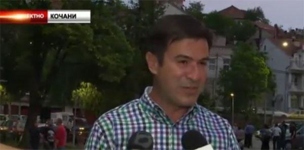 Пандов: Народот сака оваа криза да се реши на избори на 5-ти јуни!