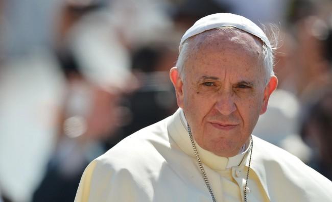 Папата ќе ја посети Грција следната недела